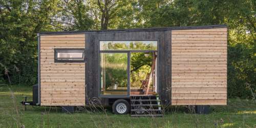 Klaver Makelaardij - Tiny House